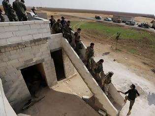 Φωτογραφία για Αμερικανός αξιωματούχος: Οι Κούρδοι αποχώρησαν από τη ζώνη ασφαλείας