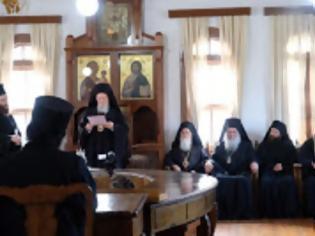 Φωτογραφία για 12650 - Απέπλευσε από του Αγίου Όρους ο Οικουμενικός Πατριάρχης