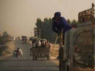 Φωτογραφία για ΗΠΑ: Οι Κούρδοι ενημέρωσαν πως αποχώρησαν από τη «ζώνη ασφαλείας»