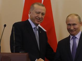 Φωτογραφία για Συμφωνία Πούτιν - Ερντογάν: Νέα εκεχειρία στη Συρία για 150 ώρες