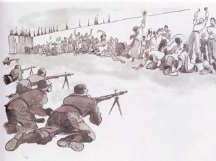 Φωτογραφία για ΑΡΗΣ ΜΠΙΤΣΩΡΗΣ - ΠΟΙΗΣΗ: Η Τέχνη πήρε τ' όπλο της στα χρόνια του '40
