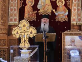 Φωτογραφία για 12653 - Ομιλία του Γέροντα Λουκά Φικοθεΐτη στον Ιερό Ναό Αγίου Δημητρίου στο Μπραχάμι