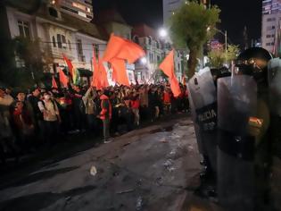 Φωτογραφία για Βολιβία: Άγρια επεισόδια με φόντο τις προεδρικές εκλογές