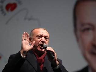 Φωτογραφία για «Φοροσαφάρι» Ερντογάν: Πλούσιοι Τούρκοι, Google και Facebook «βάζουν πλάτη» για Συρία