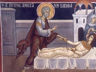 Φωτογραφία για Αγία Ταβιθά: Η φιλάνθρωπος κόρη της Αρχαίας Εκκλησίας