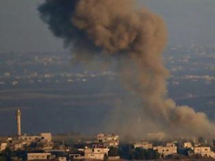 Φωτογραφία για Σφοδρές συγκρούσεις και μπαράζ επιθέσεων στη Συρία - Δεκάδες οι νεκροί