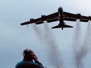 Φωτογραφία για Αμερικανικά βομβαρδιστικά Β-52 σε Αιγαίο και Κύπρο: Πότε και πού θα πετάξουν τα δύο «ιπτάμενα φρούρια»