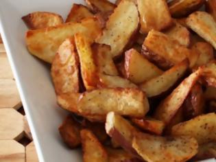 Φωτογραφία για Θα απαγορευθούν οι τηγανητές πατάτες από την διατροφή μας; – Ανιχνεύθηκε μεγάλη ποσότητα του καρκινογόνου ακρυλαμιδίου