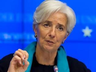 Φωτογραφία για Λαγκάρντ: Η Γερμανία δεν έχει κάνει αρκετά για τη δημοσιονομική ανάκαμψη