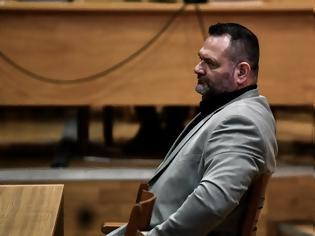 Φωτογραφία για Προκλητικός ο Λαγός στη δίκη της Χρυσής Αυγής: Δεν έχω να απολογηθώ για τίποτα