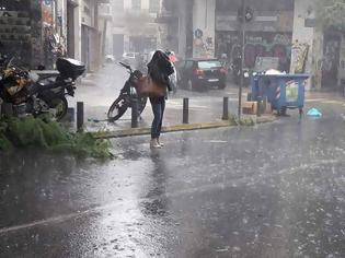 Φωτογραφία για Πότε ξεκινά η κακοκαιρία - Βροχές, καταιγίδες και πτώση της θερμοκρασίας