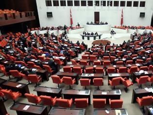 Φωτογραφία για Γενοκτονία των Αρμενίων - Σφοδρή αντίδραση από Άγκυρα: Καταδίκασε την απόφαση των ΗΠΑ η Εθνοσυνέλευση