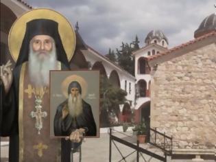 Φωτογραφία για Συχνά βλέπω τον άγιο Δαυΐδ οφθαλμοφανώς σαν καλόγερο μέσα στην Εκκλησία!