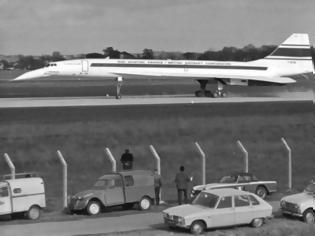 Φωτογραφία για Η τελευταία πτήση του Κονκόρντ πριν από 16 χρόνια