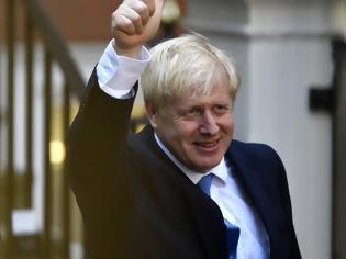 Φωτογραφία για Τζόνσον: Η Βρετανία έχει τον πλήρη έλεγχο