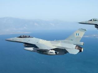 Φωτογραφία για Ελληνικά μαχητικά πέταξαν μεταξύ κατεχομένων και Τουρκίας για πρώτη φορά μετά το 1974 - Μήνυμα ισχύος απ΄την Πολεμική Αεροπορία