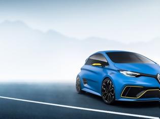Φωτογραφία για Renault εZoe RS