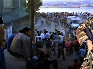 Φωτογραφία για Μάζες παράνομων μεταναστών διαλύουν την άμυνα της χώρας σε νησιά και Εβρο - «Εξαπατημένοι» δηλώνουν οι ψηφοφόροι της ΝΔ