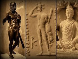 Φωτογραφία για Ελληνιστικές επιρροές στην τέχνη της Άπω Ανατολής: Η κληρονομιά του Μεγάλου Αλεξάνδρου φτάνει μέχρι την Ιαπωνία