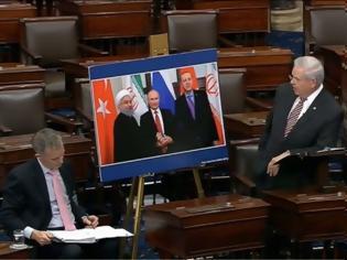 Φωτογραφία για Έκκληση Μενέντεζ για να ακυρωθεί η επίσκεψη Ερντογάν στον Λευκό Οίκο