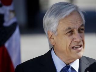 Φωτογραφία για Χιλή: Ο πρόεδρος Πινιέρα δηλώνει ότι δεν θα παραιτηθεί