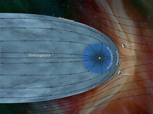 Φωτογραφία για Το «Voyager 2» της NASA εισήλθε στο μεσοαστρικό Διάστημα