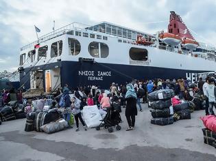 Φωτογραφία για Το μεταναστευτικό καυτή πατάτα για την κυβέρνηση και... μπάρμπεκιου για τον ΣΥΡΙΖΑ