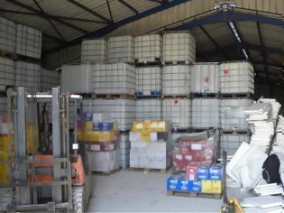 Φωτογραφία για Νοθευμένα ποτά - Κατασχέθηκαν 13 τόνοι οινοπνεύματος!