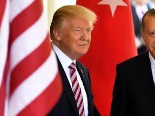 Φωτογραφία για Ερντογάν και Τραμπ θα συναντηθούν στις 13 Νοεμβρίου