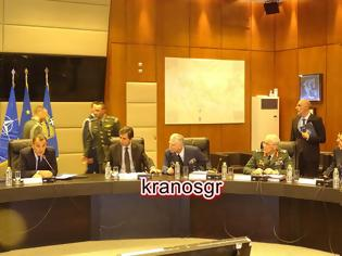 Φωτογραφία για Στη συνεδρίαση της επιτροπής εξωτερικών και άμυνας της Βουλής το kranosgr