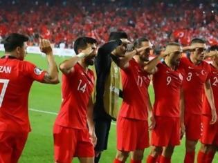Φωτογραφία για Ερντογάν: Τα... βάζει με την UEFA για τους στρατιωτικούς χαιρετισμούς λόγω Συρίας