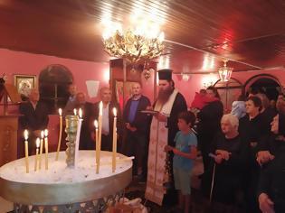 Φωτογραφία για Εσπερινός για την εορτή των Παμμεγίστων Ταξιαρχών στη ΧΡΥΣΟΒΙΤΣΑ Ξηρομέρου - ΦΩΤΟ