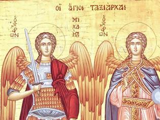 Φωτογραφία για Των Ταξιαρχών: Ποιοι ήταν οι Αρχάγγελοι Μιχαήλ και Γαβριήλ