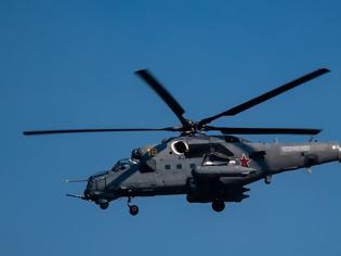 Φωτογραφία για Συρία: Η Μόσχα αναπτύσσει στρατιωτικά ελικόπτερα για να περιπολούν στα σύνορα με Τουρκία
