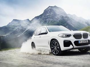 Φωτογραφία για Η υβριδική BMW X3 έχει κατανάλωση 2,1 λτ./100 χλμ.