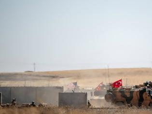 Φωτογραφία για Τουρκία:θα φύγουμε από τη Συρία όταν αποσυρθούν οι άλλες χώρες