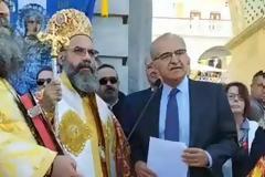 Στον Πανορμίτη ο υφυπουργός Εξωτερικών Αντώνης Διαματάρης