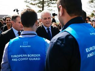 Φωτογραφία για Η Frontex αναλαμβάνει επιχειρησιακό ρόλο στα σύνορα - Ενισχύεται σε προσωπικό και εξοπλισμό