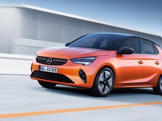 Φωτογραφία για Opel Corsa-e