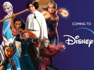 Φωτογραφία για Έρχεται το Disney + σύντομα και στην Ευρώπη