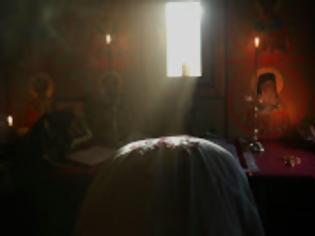 Φωτογραφία για 12723 - Θεία Λειτουργία στο παρεκκλήσι του Αγίου Νεκταρίου της Ιεράς Μονής Βατοπαιδίου (φωτογραφίες)