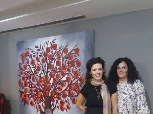 Φωτογραφία για Με μεγάλη επιτυχία εγκαινιάστηκε η έκθεση ζωγραφικής '' ΣΩΠΑΣΕ ΚΥΡΑ ΔΕΣΠΟΙΝΑ'' Της εικαστικού Μαρίας Φερεντίνου