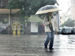 Φωτογραφία για Βροχοπτώσεις από το απόγευμα. Πιθανή βροχή και στη διάρκεια του 37ου Μαραθωνίου
