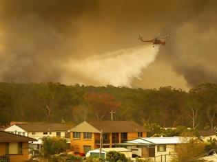 Φωτογραφία για Αυστραλία: Πυρκαγιές καίνε τη Νέα Νότια Ουαλία και το Κουίνσλαντ