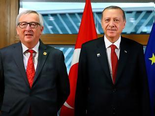 Φωτογραφία για Οικονομικό «χαστούκι» στην Τουρκία: Oι Βρυξέλλες δίνουν «πράσινο φως» για επιβολή κυρώσεων – Εντός του έτους τα πρώτα μέτρα