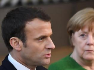 Φωτογραφία για Διαφωνούν Μέρκελ-Μακρόν στις επιδιώξεις του ΝΑΤΟ: Νέες αποστάσεις από την Καγκελάριο
