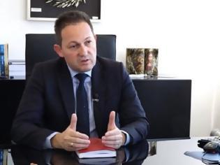 Φωτογραφία για Στ. Πέτσας: Κοινωνικά και αναπτυξιακά μέτρα 1,2 δισ. ευρώ στο νέο φορολογικό νομοσχέδιο