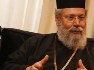 Φωτογραφία για Και δεύτερη επιταγή είχε πάρει από τον καταζητούμενο Μαλαισιανό ο κύπριος Αρχιεπίσκοπος