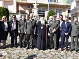 Φωτογραφία για Στην Καστοριά σήμερα ο αρχηγός ΓΕΣ Γεώργιος Καμπάς (φωτογραφίες – βίντεο)