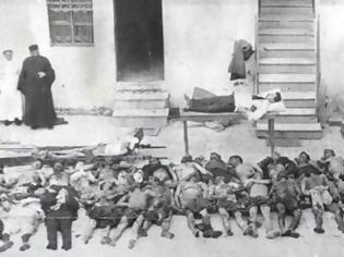 Φωτογραφία για Η γενοκτονία των Αρμενίων από την Τουρκία (1915)